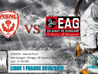 Nancy vs Guingamp