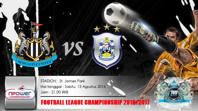 Newcastle VS Huddersfield