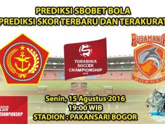 PS TNI VS Pusamania Borneo
