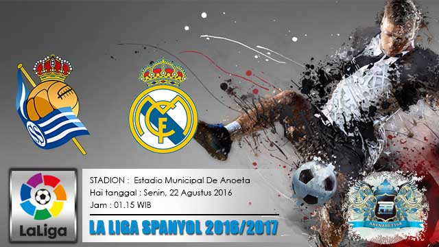 Real Sociedad VS Real Madridd