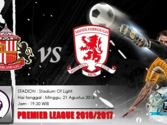 Sunderland vs Middlesbroughh