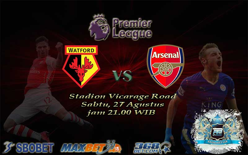 Watford vs Arsenall