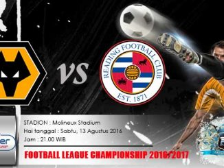 Wolverhampton VS Reading