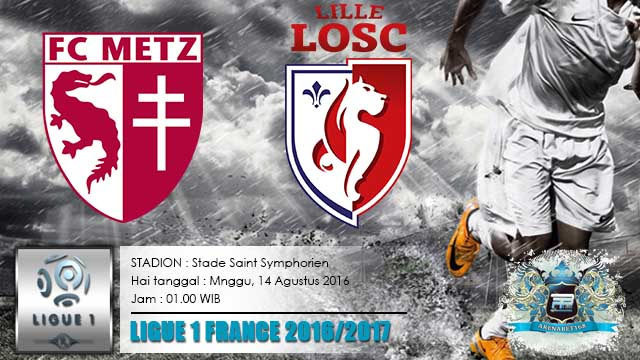 metz vs lille
