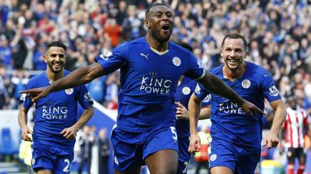 wes morgan leicester city