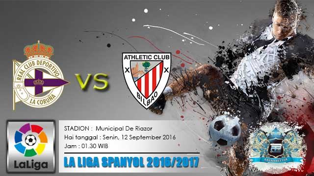 D La Coruna vs Athletic Bilbao