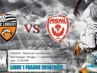 Lorient vs Nancy