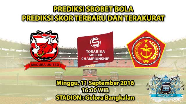 Madura UNited vs PS TNI