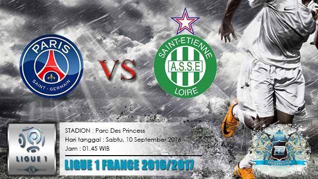 PSG vs Saint Entienne