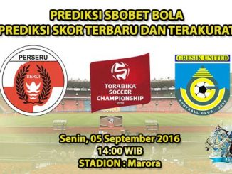 Perseru vs gresik United