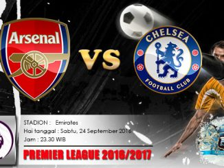 prediksi-skor-arsenal-vs-chelsea-24-september-2016