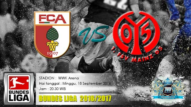 prediksi-skor-augsburg-vs-mainz-18-september-2016