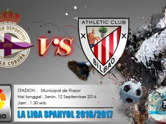Prediksi-Skor-D.-La-Coruna-VS-Athletic-Bilbao-12-September-2016