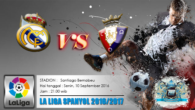Prediksi-Skor-Real-Madrid-VS-Osasuna-10-September-2016