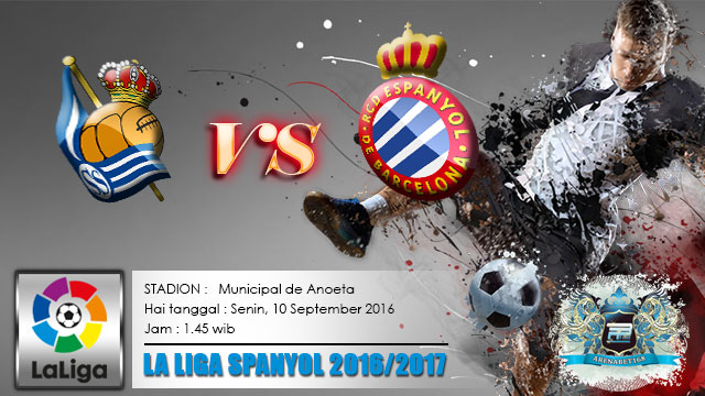 Prediksi-Skor-Real-Sociedad-VS-Espanyol-10-September-2016