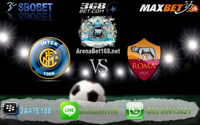 Inter VS AS Roma 27 Februari 2017
