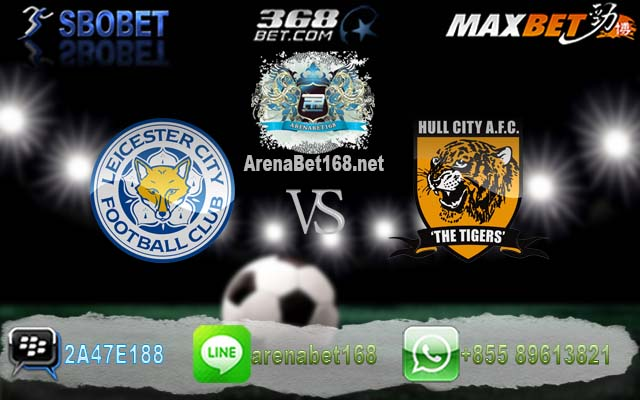 Leicester VS Hull City 04 Maret 2017