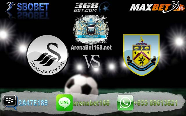 Swansea City VS Burnley 04 Maret 2017