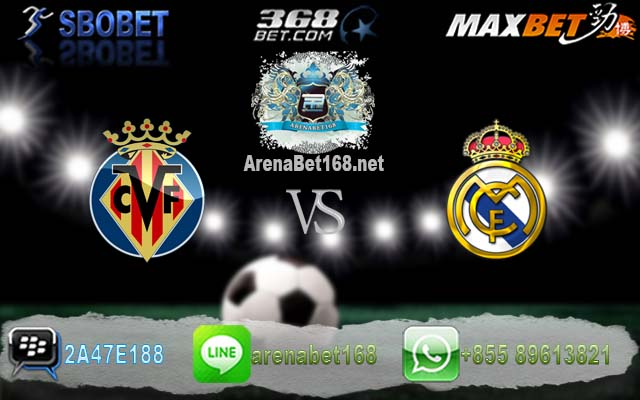 Villarreal VS Real Madrid