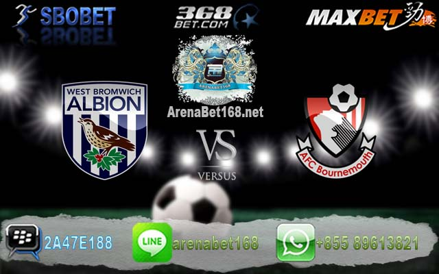 West Brom VS Bournemouth 25 Februari 2017