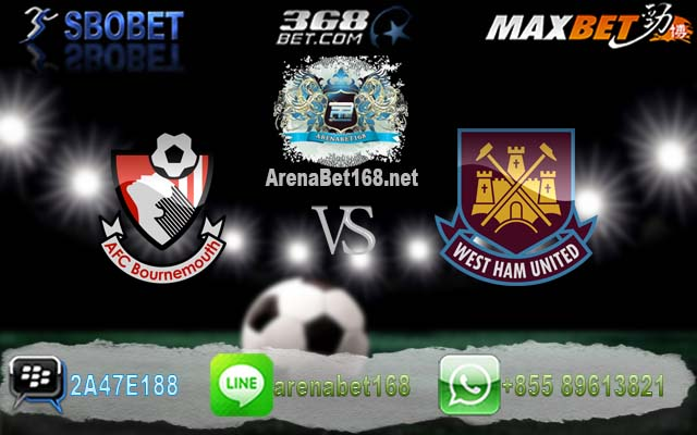 Bournemouth VS West Ham 11 Maret 2017