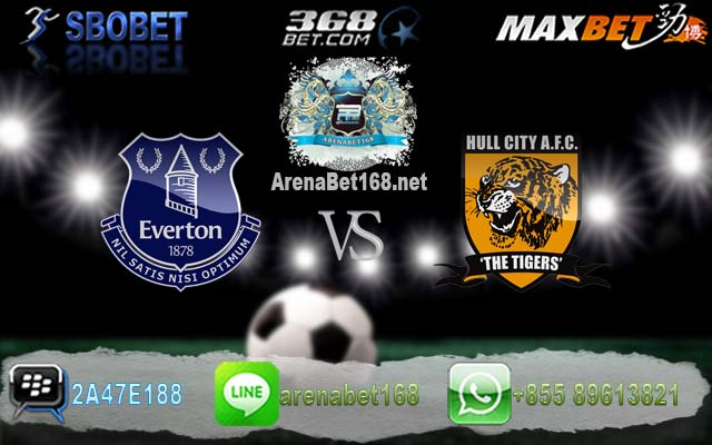 Everton VS Hull City 18 Maret 2017
