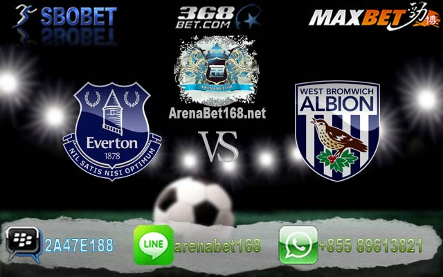 Everton VS West Brom 11 Maret 2017