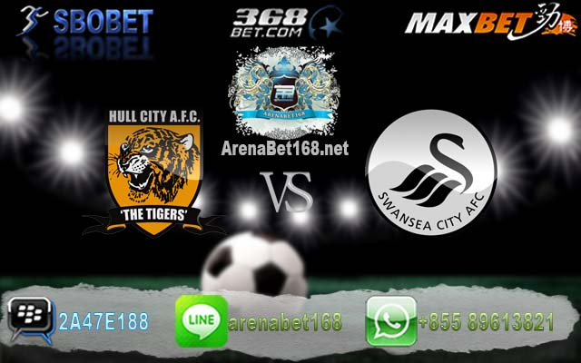 Hull City VS Swansea City 11 Maret 2017
