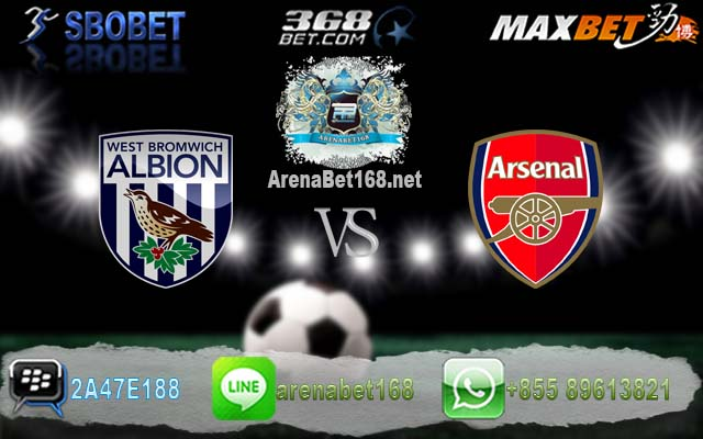 West Brom VS Arsenal 18 Maret 2017