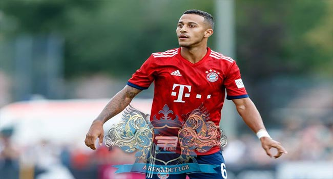 Thiago Alcantara menyetujui proposal Madrid